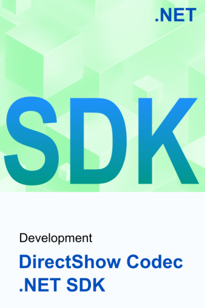 Elecard DirectShow Codec .NET SDK