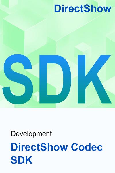 Elecard DirectShow Codec SDK Screen shot