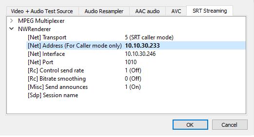 Caller mode