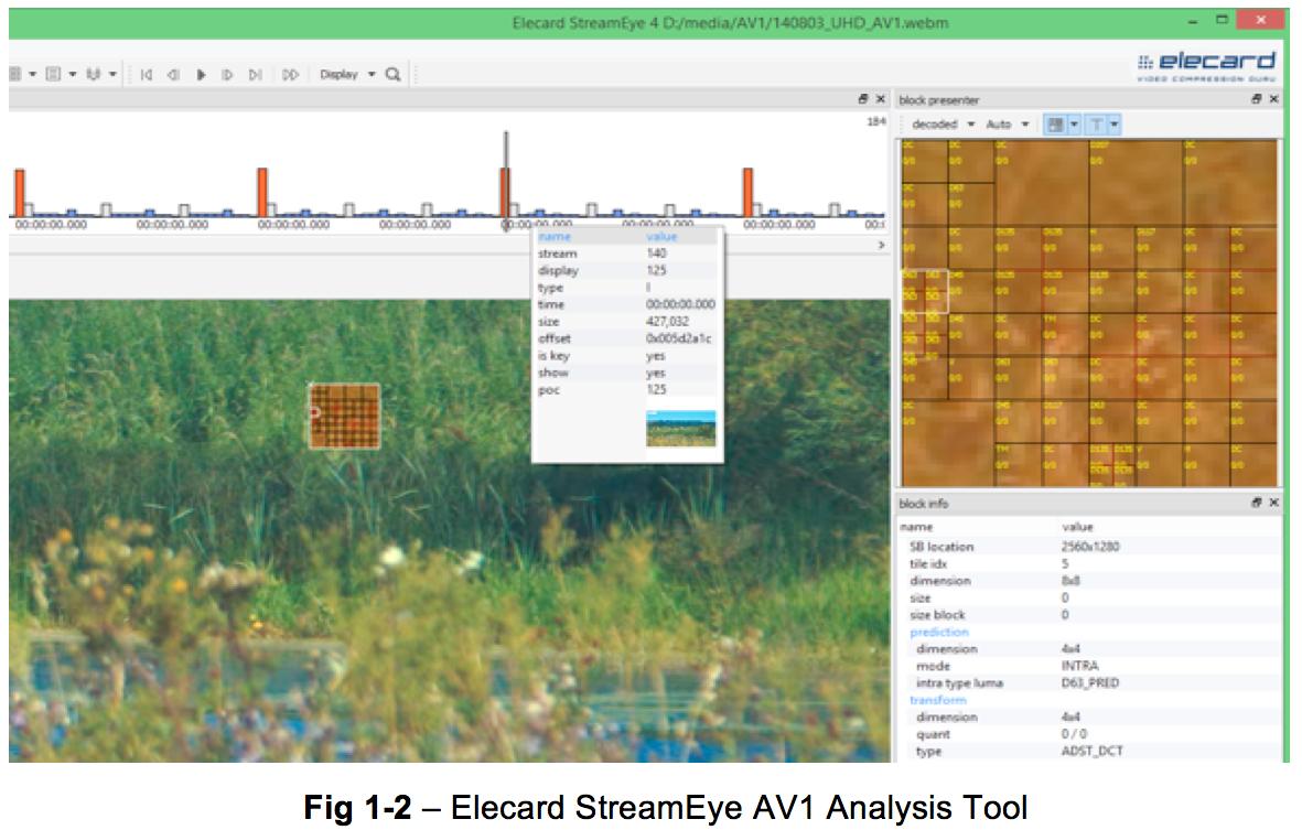 AOM AV1 vs  HEVC | Elecard: Video Compression Guru